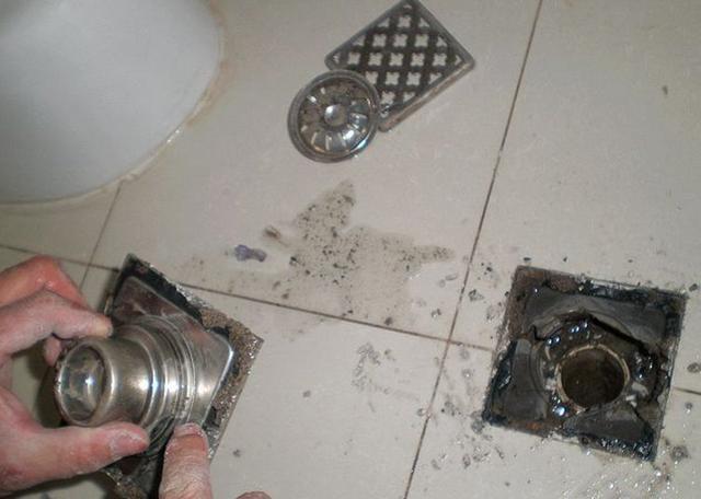 地漏反味臭氣熏天?一個簡單方法,讓下水道無異味!