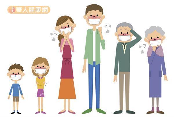 每年冬天至隔年春天是肺炎的好發季節,民眾別忘了要注意自我的衛生管理。