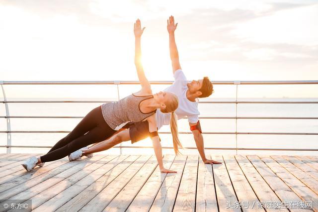 健身和不健身的人,时间长了,会有什么差距?