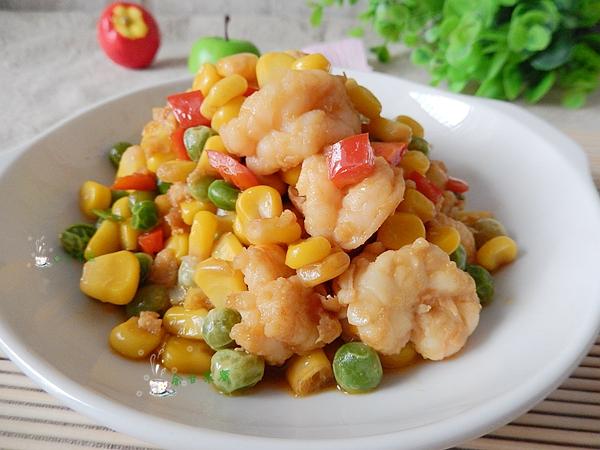 「玉米豌豆蝦仁」的圖片搜尋結果