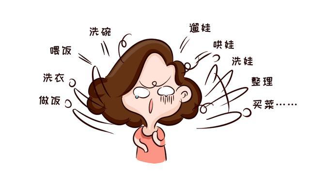 生娃后,当妈的彻底没了自由,中国妈妈为什么活的那么累!