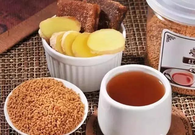 生姜+红糖=温补一夏,爱自己,从一杯红糖姜茶开始