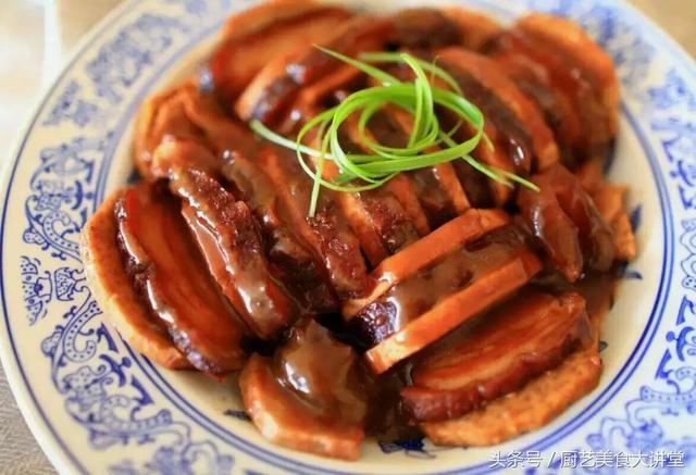 10种扣肉做法,怎么吃都不会腻,宴请来客倍有面!