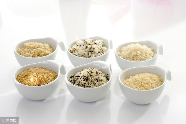 这4种不同品种的米,功效也有不同,可惜很少人全了解