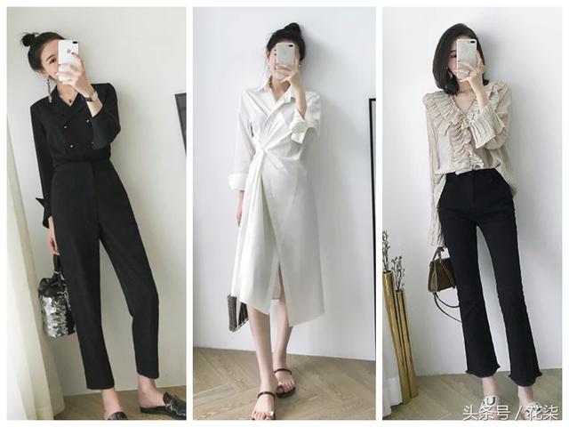 通勤遇上时尚,都市极简风穿搭成就现代女性新标志!