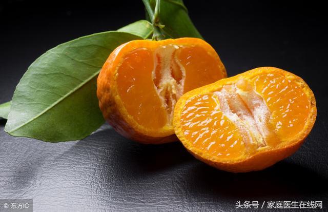 论一个橘子的中药价值?仔细算起来:相当于六味中药
