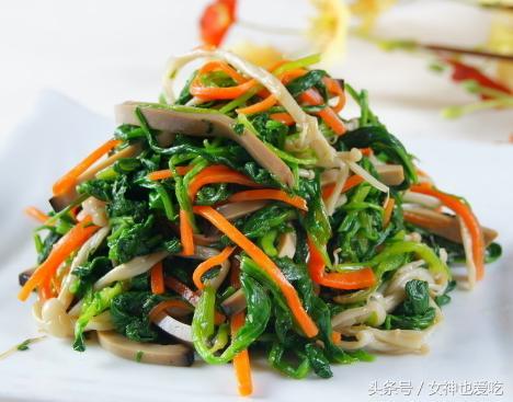 12道菠菜的做法,吃一次就上瘾!简单易学,家人抢着吃