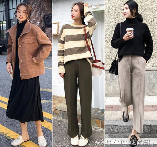 30岁+的女性穿搭成熟又不能老气还要舒适有度,简简单单最好!
