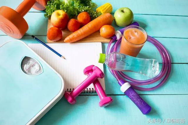 减肥前不搞懂这9个瘦身常识,小心怎么减都瘦不下来